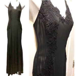 AA Couture stretch gown